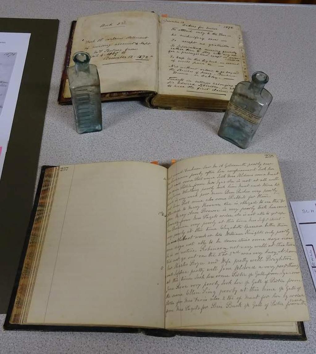 Hoxne - Harriet Pentney's journals