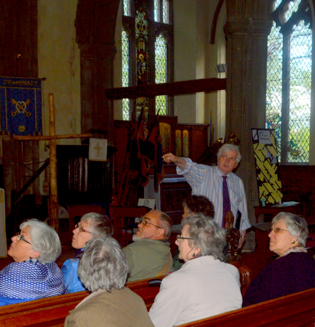 Clive In The Church