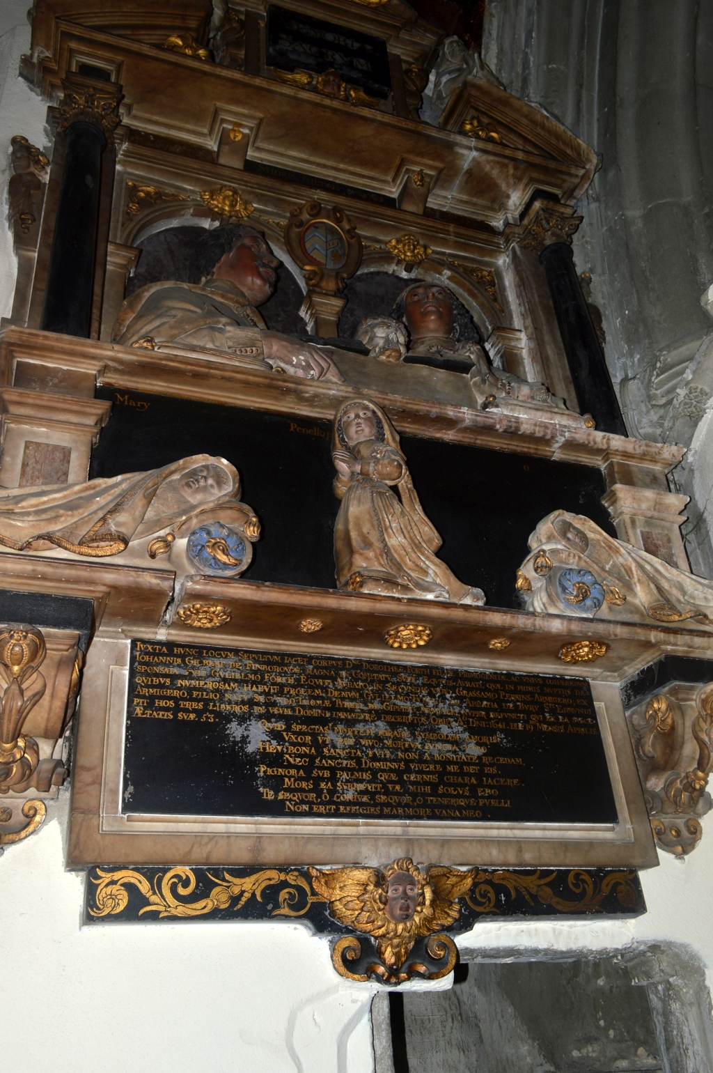 Tomb Of Dorothy Forth